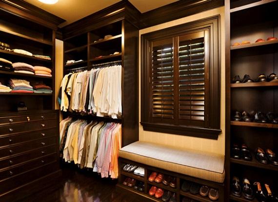 31 гардеробная