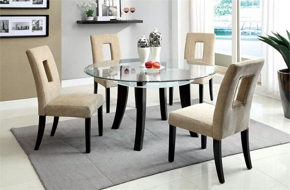 Модные столы и стулья для кухни